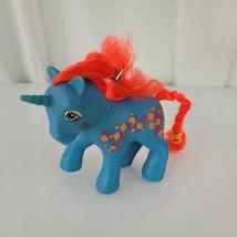 My Little Pony, Vintage GEN. 1, ROCKIN BEATS TUNEFUL, 1985, Blue Orange ... - $39.59