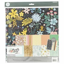 Kaisercraft - Paisley Days Collection 12x12 Paper Pack - $10.34