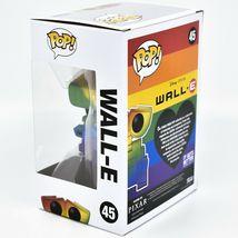 Funko Pop! Disney Pixar Pride 2021 Rainbow Wall-E #45 Vinyl Figure image 3