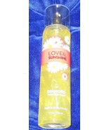 Bath & Bodyworks 'LOVE & SHINE' Diamond Shimmer Mist 8 fl.oz./236ml - $18.31