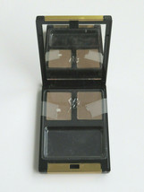 LANCOME MAQUIRICHE CREME / POWDER EYECOLOUR DUO PALETTE-新产品-$ 10.88