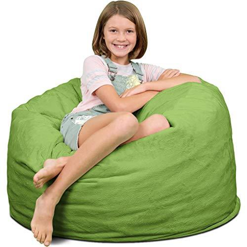 Ultimate Sack 3000 Bean Bag Chair Giant Foam Filled