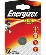 CR2016, Coin Battery, Button Cell, 3 Volt, Energizer - $0.99