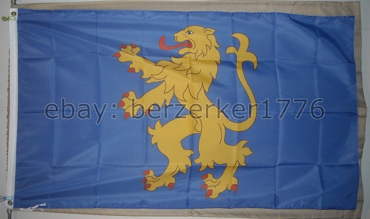 Sheldon S Apartment Flag Bang Theory 3 X5 Blue Usa Er Shipper