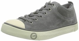 UGG Australia Sport Collection Women's Evera Oxford Sneakers in Pewter, Size 5 image 2
