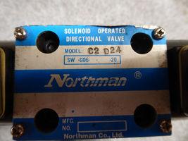 Northman SW-G06-C2-D24-20 Directional Valve New image 4
