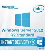 Windows Server 2012 Standard R2 - Retail License 1 User - 1 PC INT - $25.99