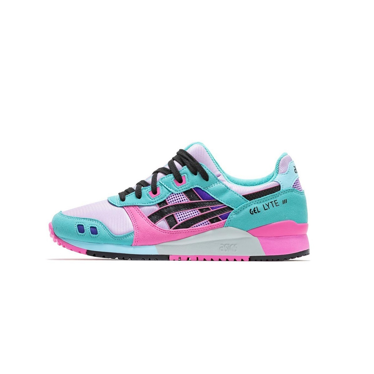 Primary image for Asics Gel-Lyte III OG 30th Anniversary (Lilac Tech Dragon Fruit Multicolor) Men