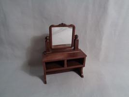 Epoch Sylvanian Families Dollhouse Mirrored Vanity Master Bedroom Furniture - $7.87