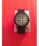 Diesel Only The Brave Five Bar All Black Watch DZ5320 - $75.00
