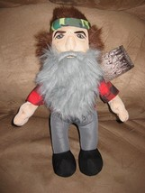 "DUCK DYNASTY PHIL Brand New Licensed Plush Stuffed NWT With Tags 13"" RAR... - $7.99"