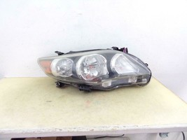 2011 2012 2013 Toyota Corolla Xrs Rh Passenger Headlight Oem C66R - $48.50