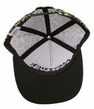 Another Enemy Unisex Safari Leopard Print Adjustable Snapback Baseball Hat NWT image 6