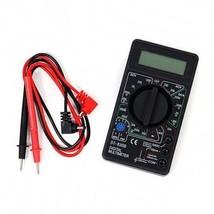 LCD Display Digital Voltmeter Ammeter Ohm Multimeter Ohm Tester Meter AB2