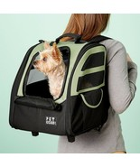 Pet Gear I-GO2 Traveler Carrier Backpack Luggage On Wheels Small Dog Cat... - $47.82