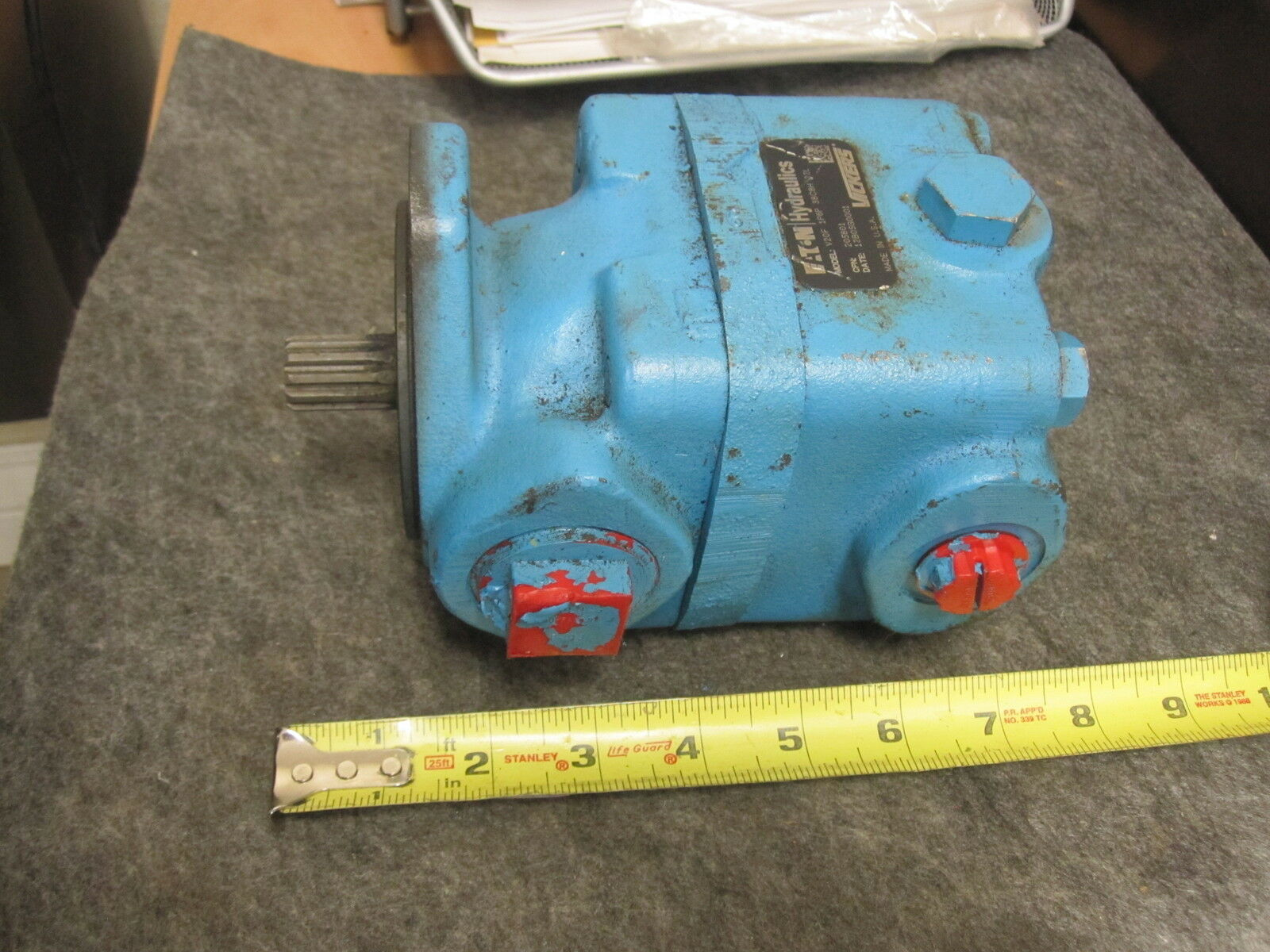 Eaton Vickers V20F-1P6P-38C8H-22L Power Steering Pump New