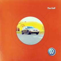 2004 Volkswagen GOLF sales brochure catalog 04 VW GL GLS TDI - $8.00