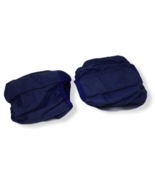 Male Dog Diapers Belly Bands Wraps Navy Blue Washable Lining Padded XL L... - $12.86