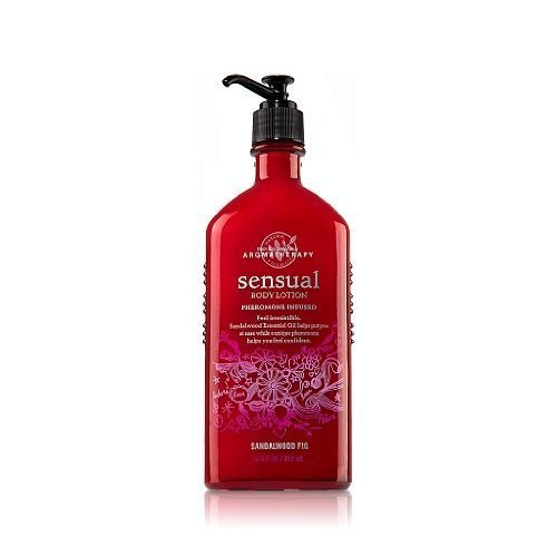 Bath & Body Works Aromatherapy Sensual Sandalwood Fig Body Lotion 6.5 oz