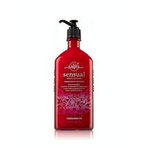 Bath & Body Works Aromatherapy Sensual Sandalwood Fig Body Lotion 6.5 oz - $77.99