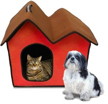 Portable Soft Dog House For Smaller Dogs - $30.83