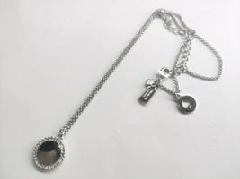 Kate Spade New York Silver Spot the Spade Necklace - $21.77
