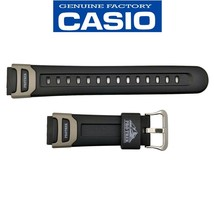 Genuine CASIO G-SHOCK Watch Band Strap PRT-41-1V Original Black Rubber - $28.95