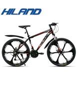 HILAND 26 Inch Steel Frame MTB 21 Speed bicycle Mountain Bike bicycle wi... - $455.40+