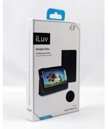 iLuv Simple Folio Case for Galaxy Tab III 7 (S73SIMFBK) - Black - $8.13