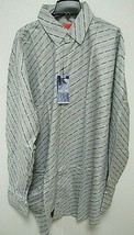 NBA San Antonio Spurs Gray Button Up Dress Shirt by Headmaster Designer ... - $29.99