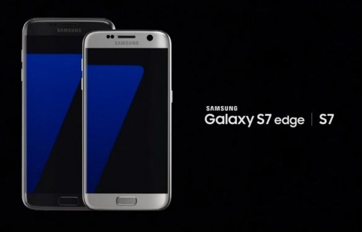 Samsung Galaxy S7 Edge SM-G935K UNLOCKED(Used A Grade) 5 Colors