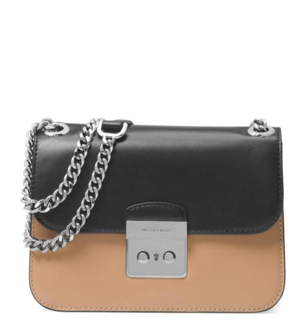 d80ce035a054cc Michael Kors Sloan Editor Chain Shoulder Bag and 50 similar items