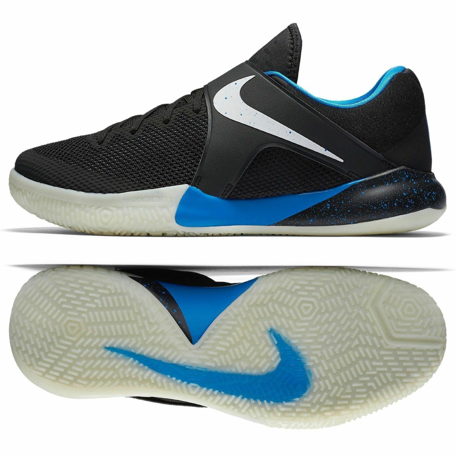 official photos 75034 7aa14 Nike Zoom Live PE ZACH LAVINE 910573-014 Black Blue Men Training Shoes  Sneakers