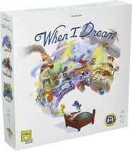 Repos Production~ When I Dream Board game new sealed 4 TO 10 PLAYERS - $24.75
