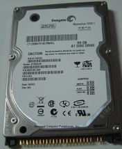 "New ST96023A Seagate 60GB 7200RPM IDE 2.5"" Hard Drive Free USA Shipping - $49.95"