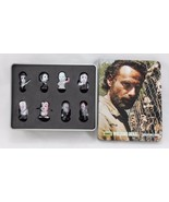 AMC Walking Dead Collectible CHIBIS TIN #2 BullsItoys Darryl Dixon Rick ... - $10.00