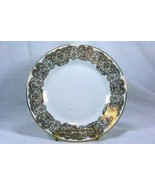 Waterford 2016 Lismore Lace Gold Accent Luncheon Plate - $37.79
