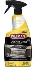 Weiman Oven & Grill Cleaner - 24 Ounce - Broiler & Drip Pans, Oven & Ceramic Gri - $29.39
