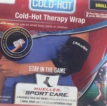 Mueller 330121 Froid/chaud Coude Cheville thérapie Bandage GLACE paquet chaleur - $9.85