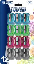BAZIC Transparent Square Pencil Sharpener (12/pack) Case Pack 24 - $47.76