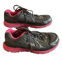 Fila soar running shoes Women's Sz 9 1/2 athletic tennis sneakers pink g... - $14.84