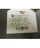 Allen Bradley 1489-A3D060 Circuit Breaker 6 Amp 3 Pole AB-5329 6a Broken... - $30.94