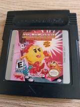 Nintendo GameBoy Ms. Pac-Man: Special Color Edition image 1