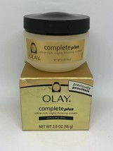 Olay Complete Plus Ultra-Rich Night Firming Cream - Extra Dry Skin - 2 O... - $35.00