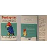 Paddington Turns Detective and Other Funny Stories Michael Bond Peggy Fo... - $9.79