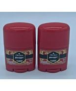 Lot Of 2 Old Spice Swagger Deodorant Antiperspirant Solid Stick Men Trav... - $13.85
