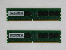 2GB 2X1GB Mem 128X64 PC2-4200 533MHZ 1.8V Non Ecc DDR2 240 Pin Dimm - $24.65