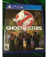 Ghostbusters (Sony PlayStation 4, 2016) Brand New Factory Sealed PS4 - $10.95