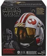 Star Wars Black Series Helmet Electronic Luke Skywalker (Hasbro E5805EW0) - $427.01