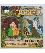 The Hobbit - Rankin/Bass - 7' Vinyl Record/24 Page Book, Disneyland - 36... - £29.65 GBP